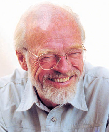 Photo of Eugene H. Peterson