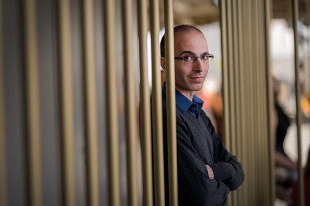 Photo of Yuval Noah Harari