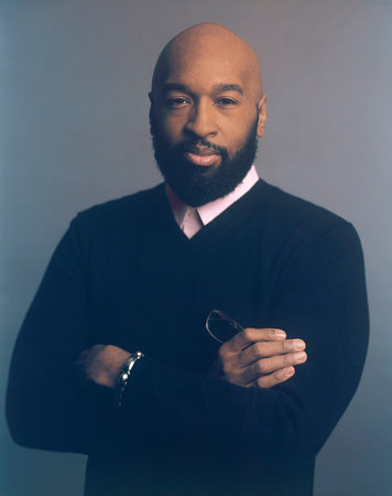Photo of David Barclay Moore
