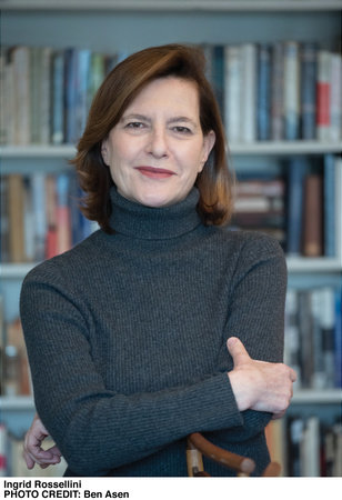 Photo of Ingrid Rossellini