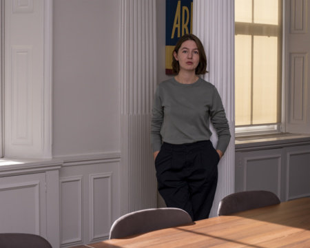 Photo of Sally Rooney