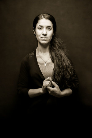 Photo of Nadia Murad