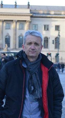 Photo of Greg Lewis