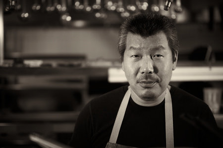 Photo of Bill Kim