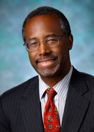 Photo of Ben Carson, MD