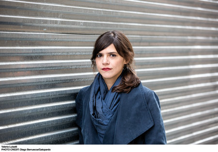 Photo of Valeria Luiselli