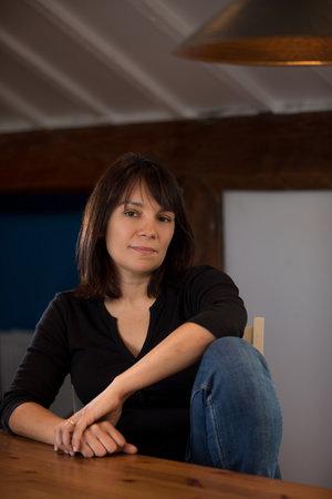 Photo of Claire Adam