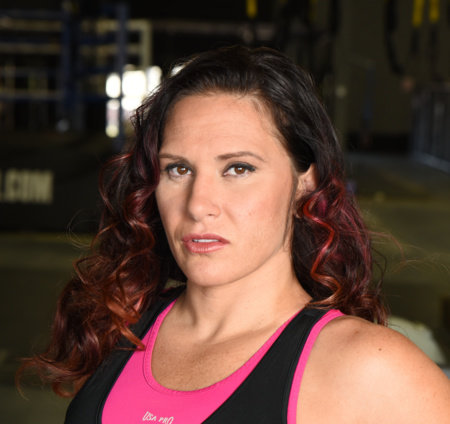 Photo of Cat Zingano