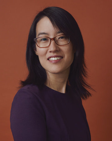 Photo of Ellen Pao