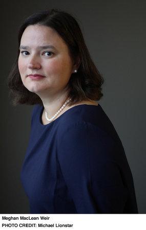 Photo of Meghan MacLean Weir