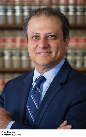 Photo of Preet Bharara