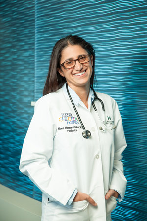 Photo of Mona Hanna-Attisha