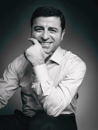 Photo of Selahattin Demirtas