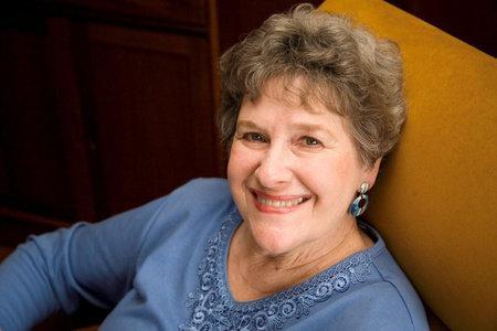 Photo of Phyllis Reynolds Naylor