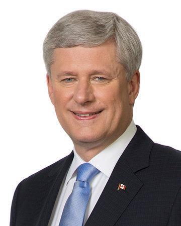 Photo of Stephen J. Harper