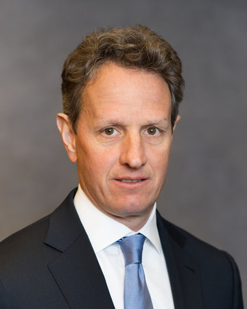 Photo of Timothy F. Geithner