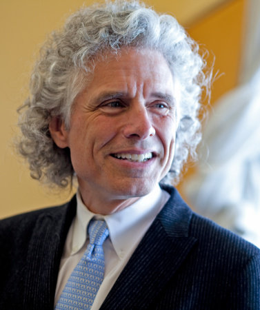 Photo of Steven Pinker