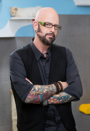Photo of Jackson Galaxy
