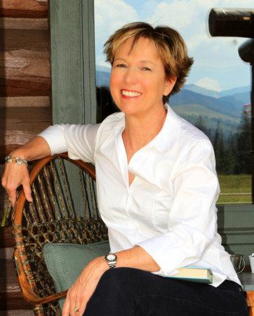 Photo of Janet Fox
