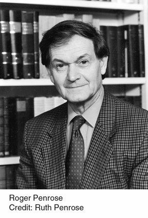 Photo of Roger Penrose