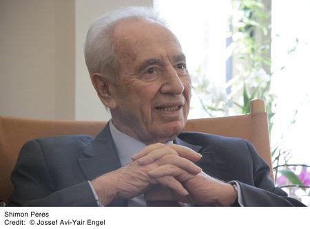 Photo of Shimon Peres
