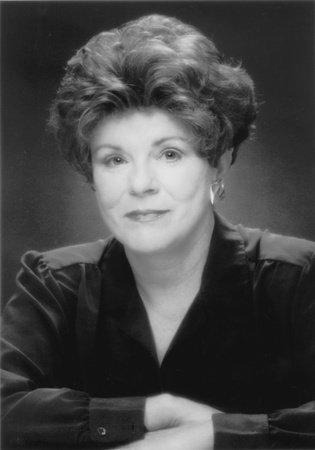 Photo of Margot Peters