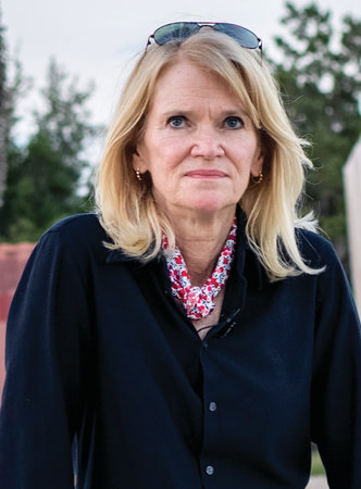 Photo of Martha Raddatz