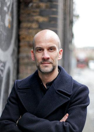 Photo of Simon Lelic
