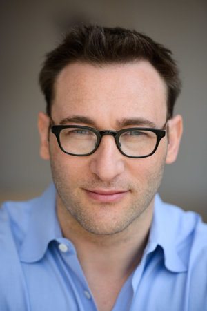 Photo of Simon Sinek