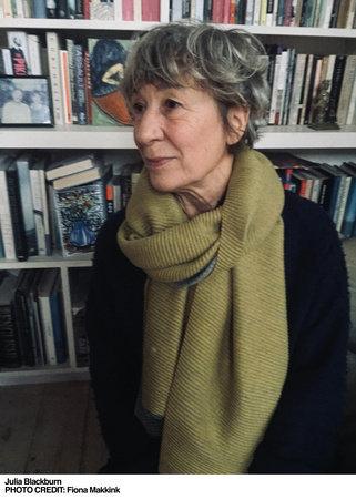 Photo of Julia Blackburn