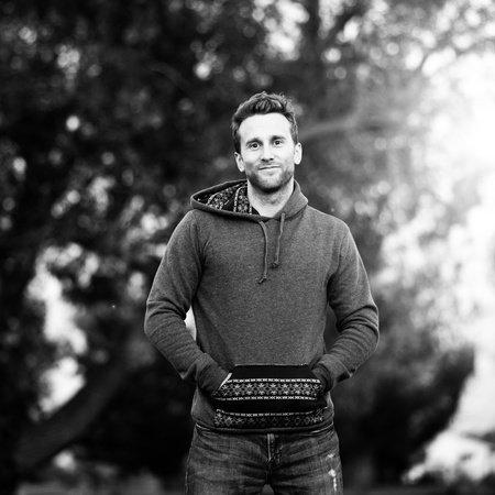 Photo of Tyler Knott Gregson