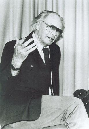Photo of Al Purdy