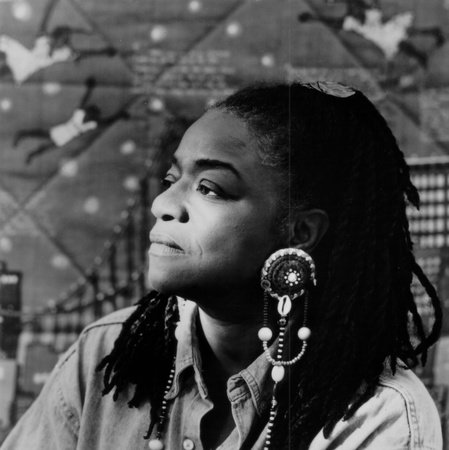 Photo of Faith Ringgold