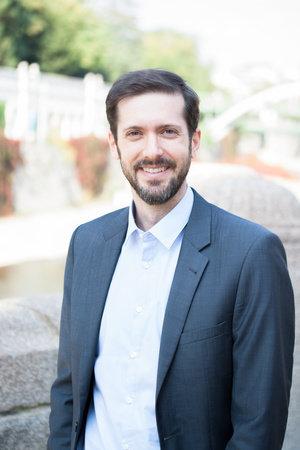 Photo of Nicholas Smith