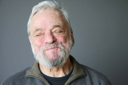 Photo of Stephen Sondheim