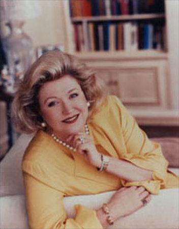 Photo of Barbara Taylor Bradford