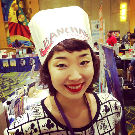 Photo of Robin Ha