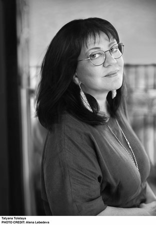 Photo of Tatyana Tolstaya