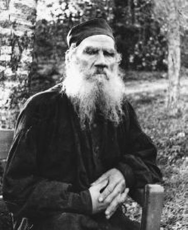 Photo of Leo Tolstoy