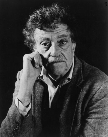Photo of Kurt Vonnegut