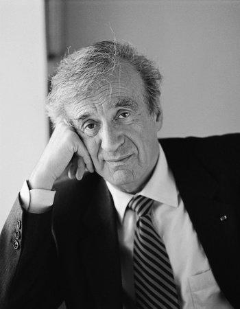 Photo of Elie Wiesel