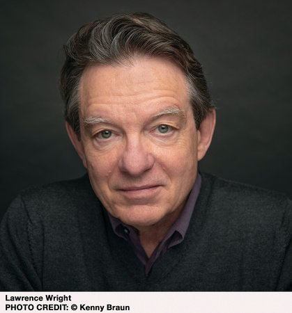 Photo of Lawrence Wright
