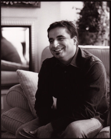 Photo of Suvir Saran