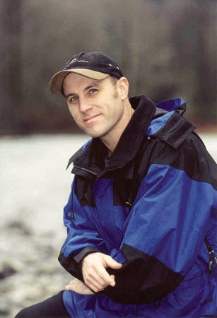 Photo of Mark Buchanan