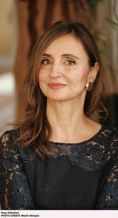 Photo of Roya Hakakian