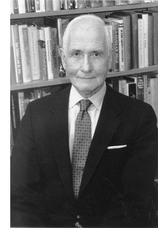 Photo of Howard M. Sachar