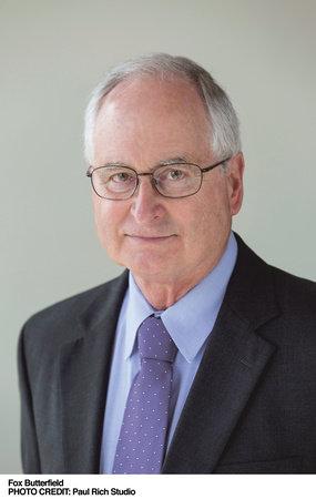 Photo of Fox Butterfield