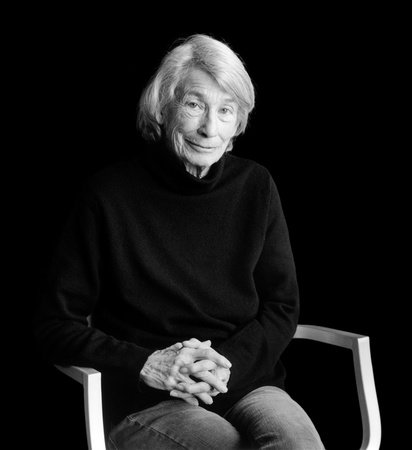 Photo of Mary Oliver