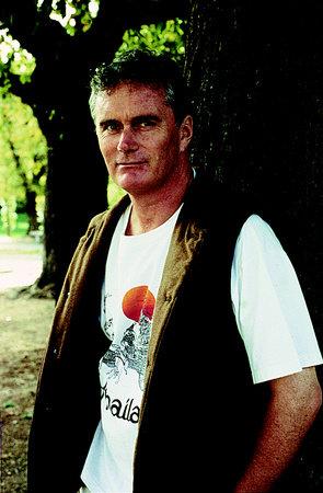 Photo of John Burdett