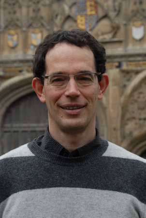Photo of Neil Turok